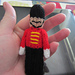 Toy Soldier Christmas Ornament pattern