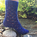 Spring Lace Socks pattern