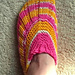 Seamless Salomas Slippers pattern