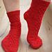 3 Legged Race Socks pattern