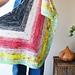 Colour Melt Shawl pattern