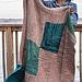 Garter Puzzle Blanket pattern