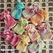 Wedding Souvenir Pouch pattern