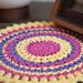 Meditative Mandala pattern