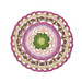 Wistful Wisteria Mandala pattern