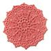 Puffs and Picots Mandala pattern