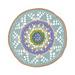 Fine China Mandala pattern