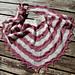 So Sweet Shawlette pattern