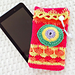 Tablet Cover iStupa ad uncinetto ! pattern