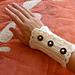 Lacy Wristers pattern