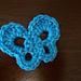 Simple Butterfly Motif pattern