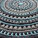 Mandala Style Placemats pattern