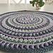 Mandala Style Place Mats 2.0! pattern