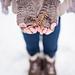 Bräcken Fingerless Gloves pattern