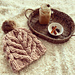 Chai Latte Beanie pattern