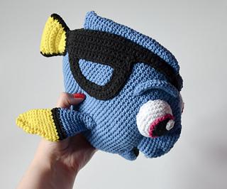 Crochet: Finding Nemo Seagull · A Bird Plushie · Needlework ...   266x320