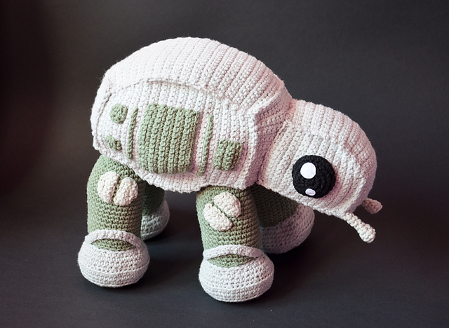 Star Wars Crochet Patterns Lots Of Great Ideas | The WHOot | 468x640
