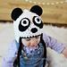 Panda Bear Hat pattern