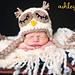 Sleepy Owl Hat pattern