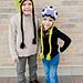 Martha & Marty Monster Hat pattern