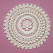 Narcissus Doily pattern