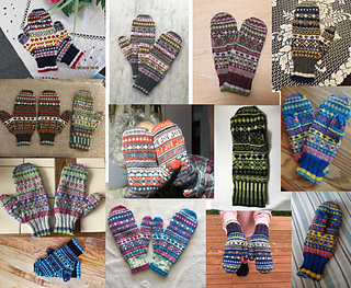 More mittens from the 2019 MKAL