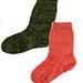 Top Down Sock pattern