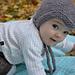 Alfalfa Baby Hat pattern