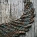 Fronds Shawl pattern