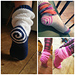Spiral Socks pattern