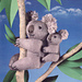 Mother Koala pattern
