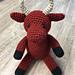 Zodiac 2 - Ox Amigurumi pattern