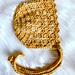 Eleanor Bonnet pattern