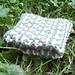 Double Brick Flip Dishcloth pattern