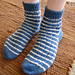 Happy Striped Socks pattern