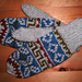 Bulky-Weight Andean Mittens  pattern