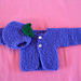Preemie Knit Sweater pattern