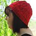 Amaranthine Hat pattern