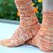 Narcissa Socks pattern