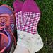 Vivid Socks pattern
