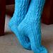 Virago Socks pattern