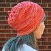 Interwoven Slouchy Hat pattern