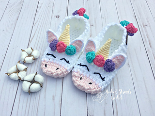 Favorite Crochet Slippers Pattern Ideas   The WHOot   239x320