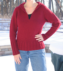 sweater - front