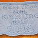 New Year KAL Basic Dishcloth pattern