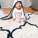 Lil' Chomper Hooded Blanket pattern
