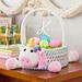 Unicorn Easter Basket pattern