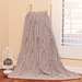 Infinity Crochet Upstream Blanket pattern