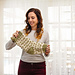Polka Dot Stocking Knit pattern