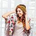 Traveling Vine Crochet Earwarmer pattern